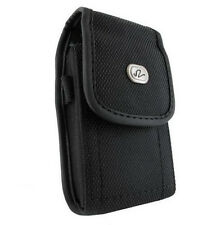 Premium Quality Heavy Duty Rugged Canvas Pouch Cover Clip Case with Belt Loop