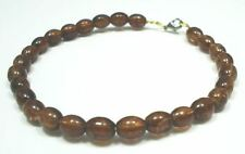Glass Beaded Jewellery Bracelet Bangle New Fashion in Brown