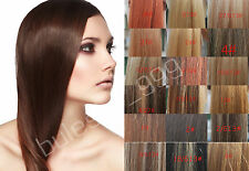 Extensions Remy Straight 7Pcs Clip In Real Head Human Hair 19Color All Lengh New