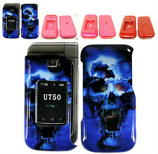 Any Snap-on Cover Rubber Feel Skin Hard Case For Samsung Alias 2 SCH-U750 Phone