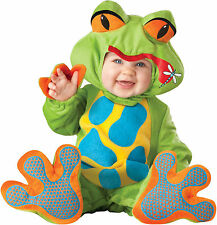 Infant Toddler Little Frog Lil' Froggy Animal Costume Halloween