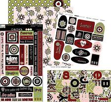 3 Bugs in a Rug ~SMITTEN~ Tags/Monos/Stickers