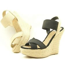 Espadrille Wedge Heel Sandals, Women's Shoes, Platforms 5.5-11US/36-42EU/3.5-9AU