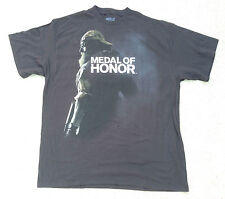 Medal Of Honor Video Game Black Tee Shirt by Hybrid Brand New