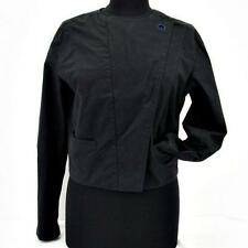 Puma Women's Sail Cropped Jacket by Hussein Chalayan - BLACK - MSRP $160!!