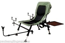 Carp Fishing Chair Station  , Rod Pod , Side Tray Rod Rests Accessory Options