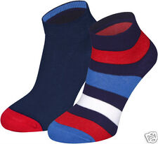 TOMMY HILFIGER Junior 2 Pack Kinder Quarter Socken Socks 27/30 31/34