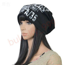 New Letter Womens Mens Unisex Hip-hop Hat Baggy Beanie Cotton Blend Hats Cap