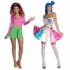 Adult Music Singer Sexy Katy Perry Candy Girl Dress / Last Friday Night Costume