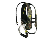 Scent Blocker Tree Spider Treestand Safety Harness Vest  Mossy Oak  All Sizes