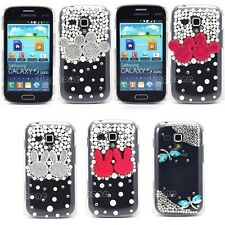 Clear Crystal diamond Case Cover For Samsung Galaxy Ace II-X GT-S7560M Canada