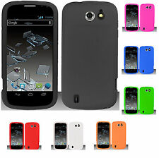 For Sprint Flash ZTE N9500 Rubber SILICONE Soft Gel Skin Case Phone Cover