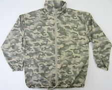 Mens Camouflage Shower Proof Jackets