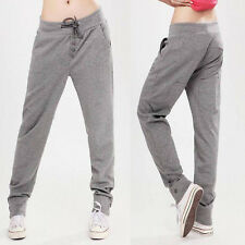 Leisure Women Harem Haroun Long Pants Trouser Sportwear Capris Cropped Hot Chic