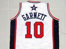 KEVIN GARNETT TEAM USA JERSEY NEW WHITE - ANY SIZE XS - 5XL