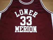 KOBE BRYANT LOWER MERION HIGH SCHOOL JERSEY Maroon NEW -   ANY SIZE S - 5XL