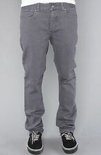 KR3W Jeans K-Slim Grey FREE POST NEW Mens Skateboard Denim Pants Krew kslim