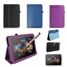 """Premium Leather Stand Case Cover for Google Nexus 10"""" Inch Tablet Wake up/Sleep"""