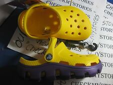 NIB Crocs Duet Sport Clog UNISEX SUPERIOR DESIGN MANY SIZES INFANT TODDLER