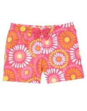 Gymboree NWT Wild For Zebra Mosaic Floral Print Cotton Shorts 3 4 5 6 7 8 9 10