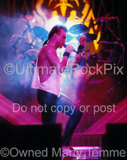 Geoff Tate Photo Queensryche 16x20 Inch Concert Photo in 1989 by Marty Temme 1A