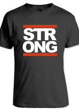 STRONG RW T-Shirt bodybuilding RUN dmc fitness KRAFTSPORT Kampfsport  *  S- XXXL