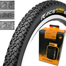 "Continental Race King 26"" -29"" MTB Cross neumáticos de bicicleta bike tire manta"