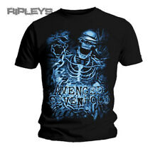 Official T Shirt AVENGED SEVENFOLD Chained Skeleton All Sizes