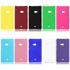Colorful Snap on Hard PC Back Case Cover Shell Skin for Nokia Lumia 625