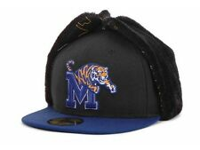 "New Era 59Fifty ""Memphis Tigers NCAA De Chain Stitch Fitted Cap"" Hat $45"
