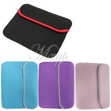 Neoprene Soft Sleeve Case Pouch Bag For 10.1 Samsung Galaxy Note Tab iPad Asus