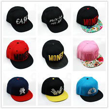 New Fashion Finger/ Money Snapback Hip-Hop hats Adult adjustable Baseball cap