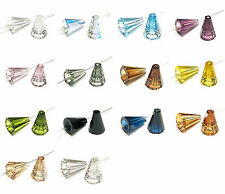 Swarovski Crystal Elements  5540 Artemis Cone Bead Many Color