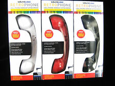 Color CHOICE Retro Computer Mobile Cell Phone Handset Attachment -NEW- FREE SHIP