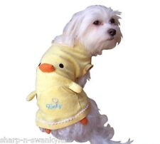 Pet Dog Duck Halloween Christmas Gift Fancy Dress Costume Outfit Clothes Medium