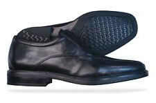 Geox Londra P Mens Leather Lace Up Shoes - Black - See Sizes