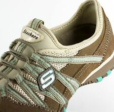 WOMENS SKECHERS 22045 BIKERS-STEREO SOUND COLOR: TAUPE NATURAL