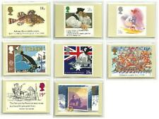1988 All Commemorative Mint PHQ cards issued throughout the Year Sold seperately