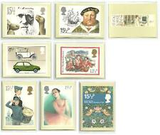 1982 All Commemorative Mint PHQ cards issued throughout the Year Sold seperately