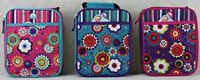 Igloo Pink Purple or Blue Girls Insulated Lunch Box Bag Tote NWT
