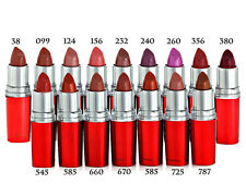 MAYBELLINE MOISTURE EXTREME LIPSTICK ****CHOOSE COLOUR****