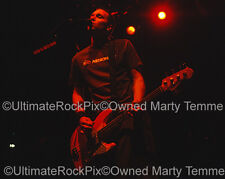 Mark Hoppus Photo Blink 182 11x14 Large Size Concert Photo by Marty Temme 1A