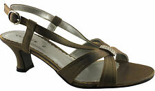 CLARICE JULIE LADIES/WOMENS SHOES/HEELS/WEDDING/EVENING/DRESS/SANDALS/FORMAL