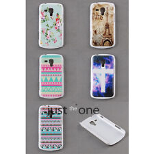 Cool Pattern Hard Skin Case Cover Back for Samsung Galaxy Trend Duos S7562 S7560