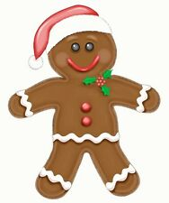 holiday decor gingerbread man christmas festive LIGHT SWITCH PLATE home decor