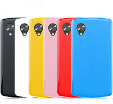 Newest Mate Soft Gel Case Cover for LG Google Nexus 5