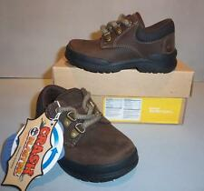 Timberland Earthkeepers Boy's Toddler Plain Toe Bush Hiker Leather Oxford Shoes