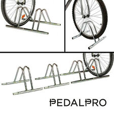 PEDALPRO BIKE FLOOR MOUNTED STORAGE RACK STAND FOR CYCLE/BICYCLE GARAGE OUTDOOR