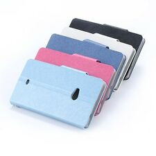 Fashion PU Leather Wallet Flip Stand Magnetic Skin Case For Nokia Lumia 625 N625