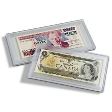 10 Lighthouse Banknote Capsules Large 190 x 91mm, Small 156 x 75mm